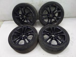 """Audi TT S 18"""" Wheels MK2 OEM 1 Wheel Curbed AF"""