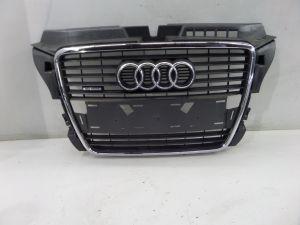 Audi A3 Center Bumper Grille Grill 8P 09-13 OEM 8P0 853 651 M