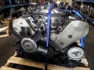 97-99 Audi A8 4.2L Engine Motor 108K (174K KMS) D2 4D (VIN G, 5th digit) OEM