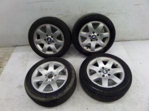 """BMW 325i 16"""" Wheels E46 02-05 OEM Style 45 1 094 498 ET45"""