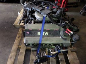96-99 BMW 318i Z3 114K M42 1.9 Engine Long Block Motor E36 E36/7