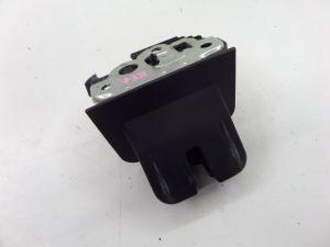 Audi A3 Trunk Latch 8P 09-13 OEM