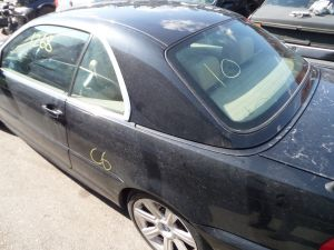 00-06 BMW E46 Convertible Hard Top Black Saphire 325 330 M3 OEM Convertible Roof