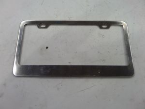 Audi A3 License Plate 8P 06-08 OEM