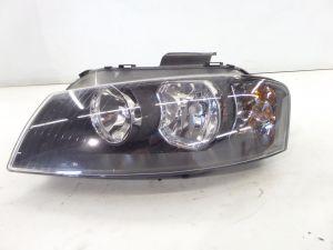 Audi A3 Left Halogen Headlight 8P 06-08 OEM 8P0 941 003 H