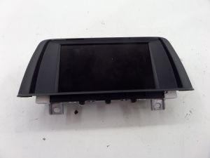 BMW 335i GPS Info Display F30 12-18 OEM 9 262 753 320i 328i