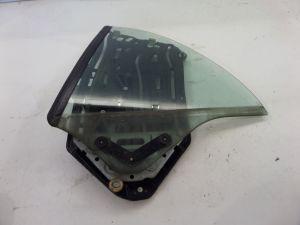 BMW 330i Left Rear Convertible Window Glass E46 00-06 OEM Window Regulator