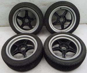 "BMW E34 M5 17"" Style 21 M System Wheels OEM"