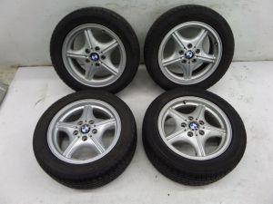 """BMW Z3 16"""" Wheels E36/7 97-02 OEM Michelin Pilot Sport"""