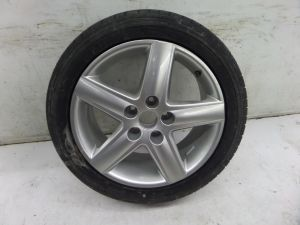 Audi A4 Cabrio Single 7.5x17 H2 ET45 Wheel B6 03-06 OEM 8E0 601 025 E