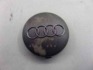 Audi S4 Wheel Center Cap Black B5 00-02 OEM 4B0 601 170