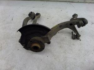 Audi S4 Left Front Knuckle Hub Spindle Suspension B5 00-02 OEM