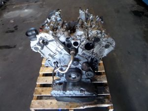 Mercedes R350 CORE Diesel Engine Motor W251 Oil Slug Seized OM642 ML GL E Jeep