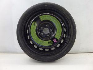 """Audi S5 19"""" Spare Tire B8 08-17 OEM 8K0 601 027 B A5"""
