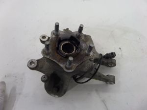 Jaguar XF AWD Supercharged Left Rear Knuckle Hub Spindle Suspension X250 09-15