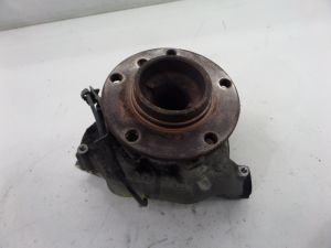 BMW 540i Left Front Knuckle Hub Spindle Suspension E39 00-03 OEM