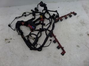 Audi S4 4.2 Engine Wiring Harness B6 04-05 OEM 8E1 971 072 LC A/T
