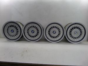 """BMW E34 M5 17"""" M System Turbine Wheels 525i 530i 535i E30 M3 E28 E38"""