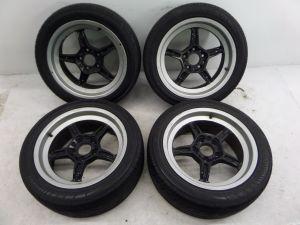 """BMW E34 M5 17"""" M System Wheels 525i 530i 535i E30 M3 E28 E38"""