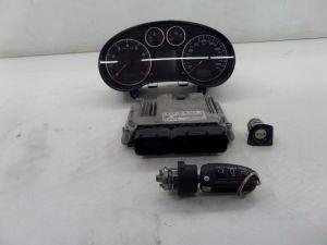 Audi A3 Key Set ECU Cluster 168K KMS KPH Door Lock Ignition Cylinder 8P 09-13