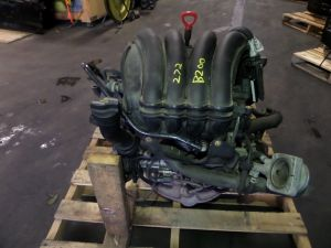 06-11 Mercedes B200 Base A/T Engine Motor 102K W245 OEM