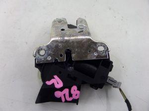 Audi S4 Trunk Latch B8 09-11 OEM 4F5 827 505 D A4