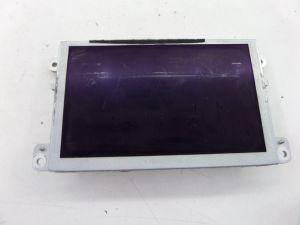 Audi S4 GPS Info Display B8 09-11 OEM 4F0 919 604 A4