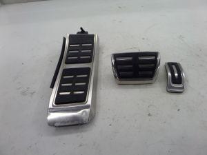 Audi S6 Pedal Covers C7 4G 12-17 OEM 4H1 723 173