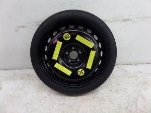 Audi S6 Spare Tire C7 4G 12-17 OEM
