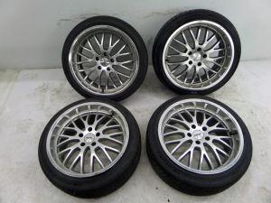 "18 x 9.5"" TSW Snetterton Mesh Wheels 5 :112 VW Audi MK5 MK6 MK7 MK8 B5 B6 B7 B8"