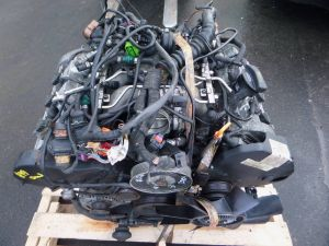00-03 Audi B5 S4 APB 2.7L M/T Engine Motor 2.7T Twin Turbo A6 Allroad 6 Speed