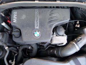 12-15 BMW X1 28iX 53K Engine Long Block Motor w/o Acc & Turbo E84 2.0L, AWD OEM