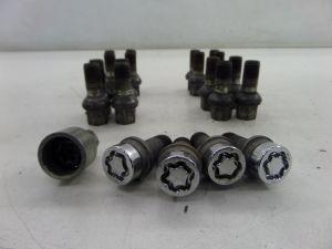 Audi RS4 Wheel Lug & Lock Set B7 06-08 OEM
