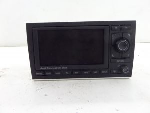 06-08 Audi B7 A4 S4 RS4 GPS Info Display Screen Doesn't Work, Can Hear Sound OEM