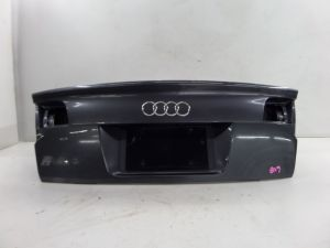 Audi RS4 Trunk Lid Grey B7 06-08 OEM
