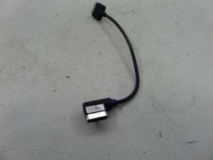 Audi A4 iPhone Adapter Wiring Harness B8 09-11 OEM 4F0 051 510 K