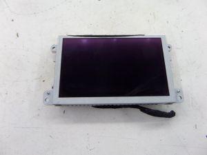 Audi A4 GPS Info Display B8 09-11 OEM 4F0 919 604