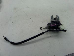 Audi A4 Trunk Latch B8 09-11 OEM 4F5 827 505 D