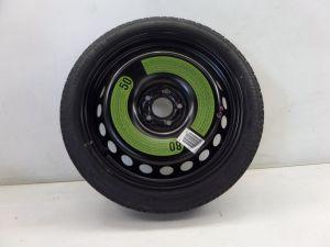 """Audi A4 19"""" Spare Tire B8 09-11 OEM 8K0 601 027 B"""