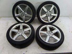 """Audi A4 18"""" Wheels B8 09-11 OEM"""