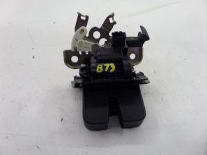Audi Q3 Hatch Mtd Trunk Latch 15-17 OEM 8R0 827 505