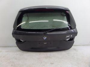 BMW X1 Hatch Trunk Grey E84 12-15 OEM Can Ship
