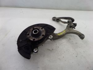 Audi A4 Left Front Knuckle Hub Spindle Suspension B6 02-05 OEM