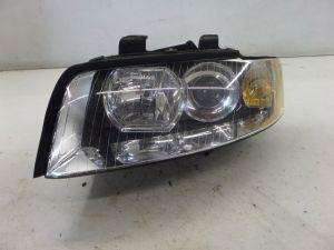 Audi A4 Left Halogen Headlight B6 02-05 OEM 8E0 941 003 B NIQ Chipped
