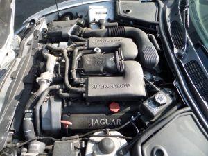 01-03 Jaguar XKR XJR 4.0 Engine Motor X100 59K Supercharger Sold Separately