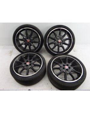 "Jaguar XF 20"" Wheels 1 Bent Needs Repair Supercharged X250 09-15 OEM XE XK R"